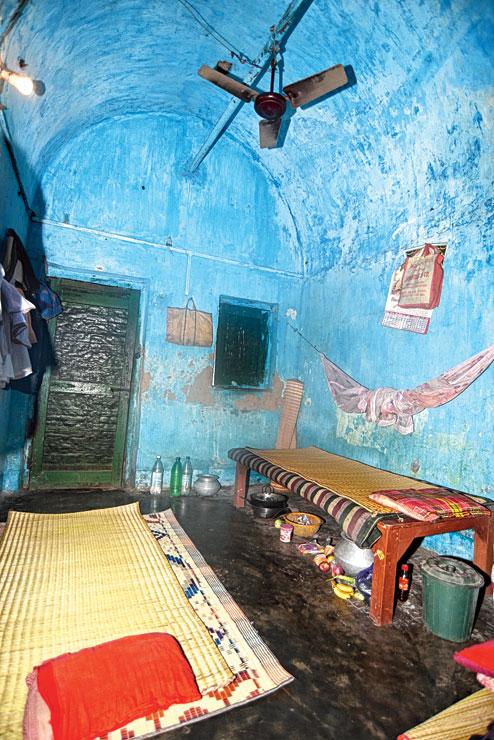 Mahendra Singh Dhoni's Room