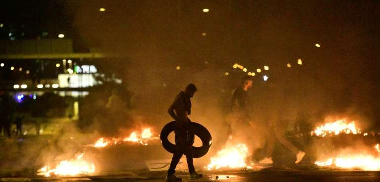 Riots in sweet Sweden
